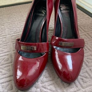 Burberry Mary Jane Pumps